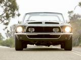 Photos of Shelby GT500 Convertible 1968
