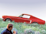Photos of Mustang Fastback 1968