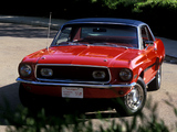 Photos of Mustang Coupe High Country Special 1968