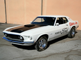 Photos of Mustang 428 Cobra Jet Coupe 1969