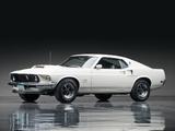 Photos of Mustang Boss 429 1969