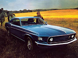 Photos of Mustang Coupe 1969
