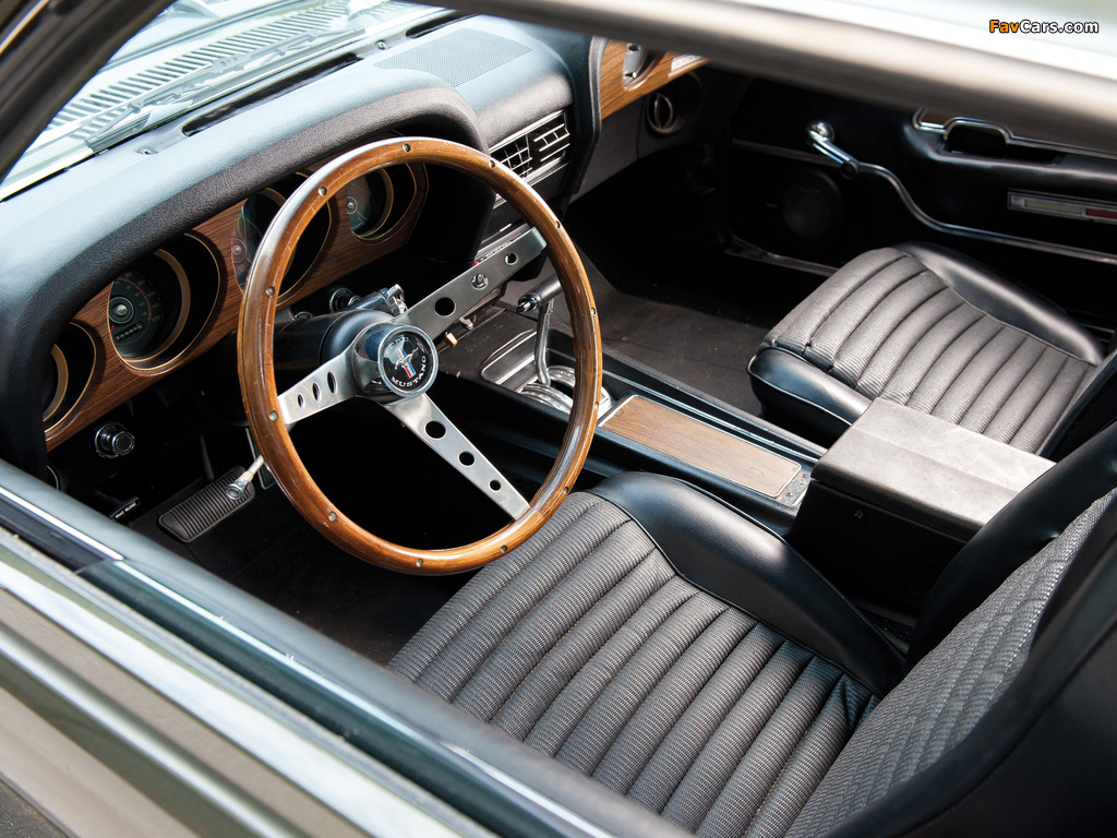Photos of Mustang Mach 1 1970 (1024 x 768)