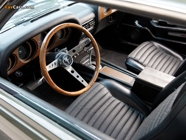 Photos of Mustang Mach 1 1970 (640 x 480)