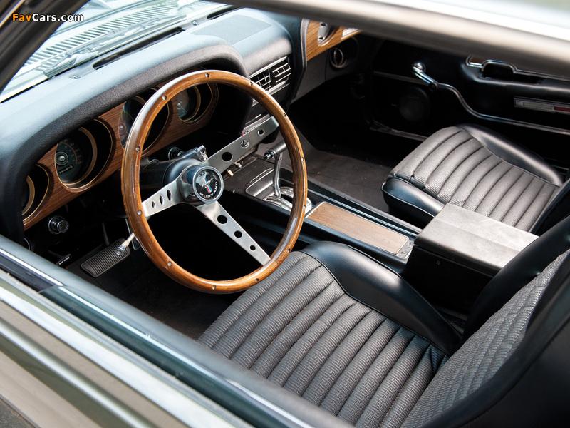 Photos of Mustang Mach 1 1970 (800 x 600)