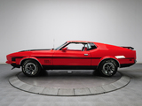 Photos of Mustang Mach 1 351 H.O. Ram Air 1971