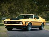 Photos of Mustang Mach 1 1971–72