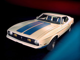 Photos of Mustang Sprint Sportsroof 1972