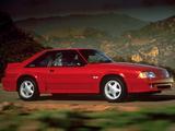 Photos of Mustang GT 5.0 1987–93