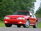 Photos of Mustang SVT Cobra 1993
