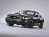 Photos of Mustang Bullitt GT Concept 2000
