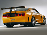 Photos of Mustang GT-R Concept 2004