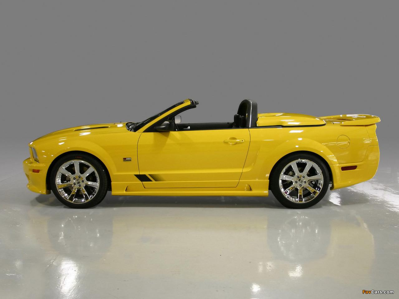 Photos of Saleen S281 Speedster 2006–08 (1280 x 960)