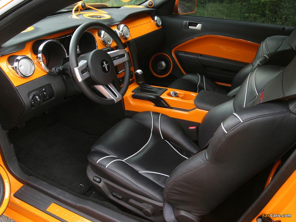 Photos of Geiger Mustang GT 520 2007 (1024 x 768)