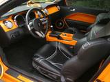 Photos of Geiger Mustang GT 520 2007
