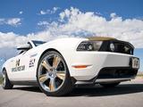 Photos of Hurst Mustang Convertible Pace Car 2009
