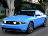 Photos of Mustang GT 2009–10