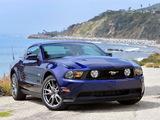Photos of Mustang 5.0 GT 2010–12