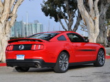 Photos of Mustang 5.0 GT California Special Package 2011–12