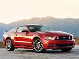 Photos of Mustang 5.0 GT 2012