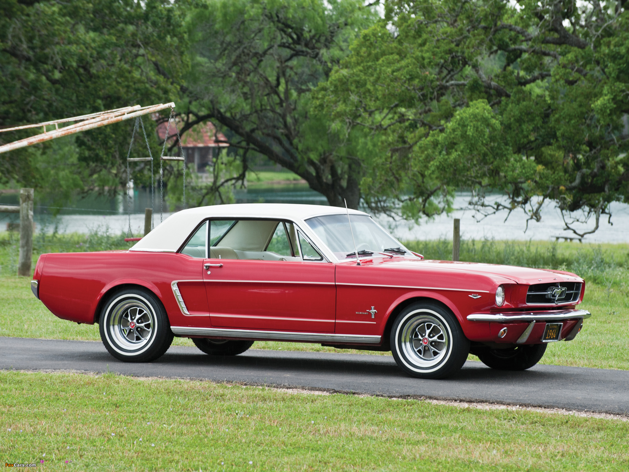 Pictures of Mustang 260 Coupe 1964 (2048 x 1536)