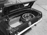Pictures of Mustang GT Fastback 1966