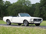 Pictures of Mustang Convertible 1967