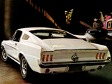 Pictures of Mustang GT Fastback 1967
