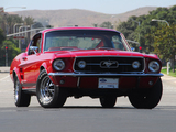 Pictures of Mustang GT-A 1967