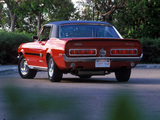Pictures of Mustang Coupe High Country Special 1968