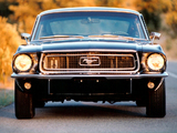 Pictures of Mustang Fastback 1968