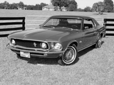 Pictures of Mustang Coupe 1969