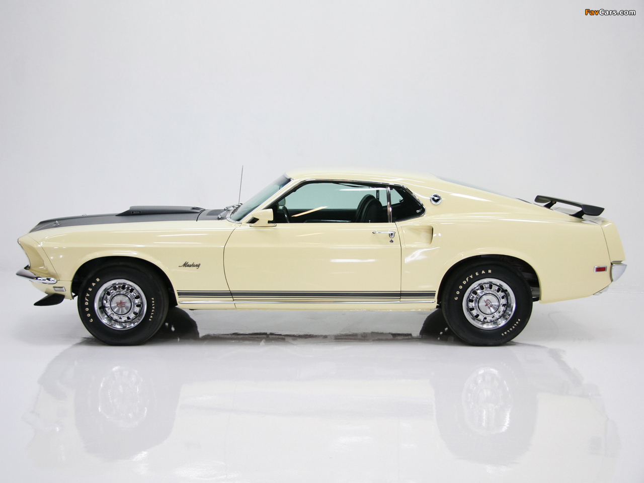 Pictures of Mustang GT Sportsroof 1969 (1280 x 960)