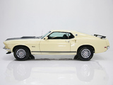 Pictures of Mustang GT Sportsroof 1969
