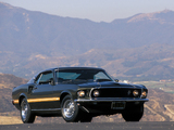 Pictures of Mustang Mach 1 1969
