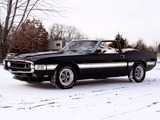 Pictures of Shelby GT350 Convertible 1969