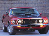 Pictures of Mustang Mach 1 428 Super Cobra Jet 1969