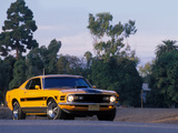 Pictures of Mustang Mach 1 Twister Special 1970