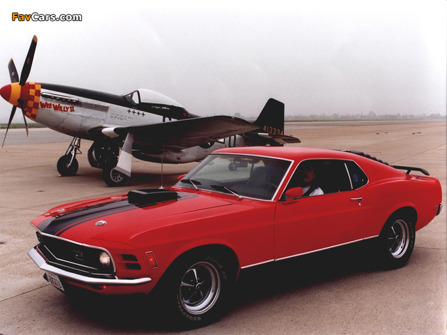 Pictures of Mustang Mach 1 1970 (640 x 480)