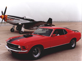 Pictures of Mustang Mach 1 1970