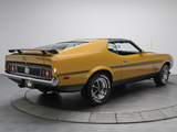 Pictures of Mustang Mach 1 1971–72
