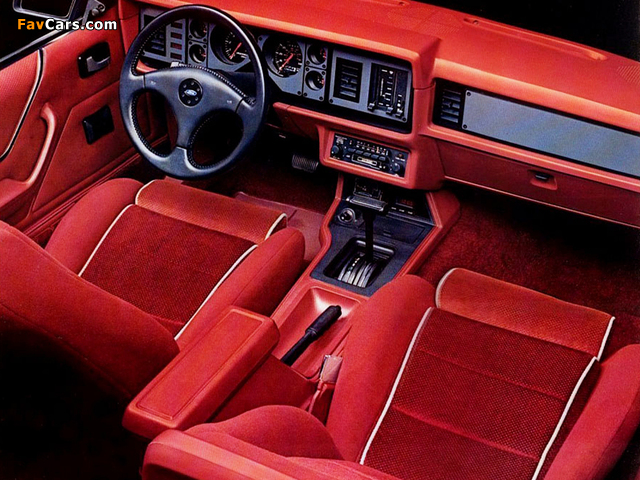 Pictures of Mustang GT 5.0 1986 (640 x 480)
