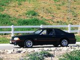 Pictures of Mustang GT 5.0 1987–93