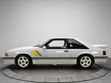 Pictures of Saleen SSC 1989