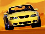 Pictures of Mustang SVT Cobra Convertible 1999–2002
