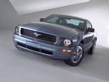 Pictures of Mustang Coupe 2005–08