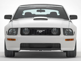 Pictures of Mustang GT California Special 2007