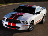 Pictures of Shelby GT500 Red Stripe Appearance Package 2007