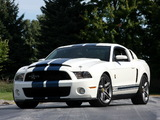 Pictures of Shelby GT500 Patriot Edition 2009
