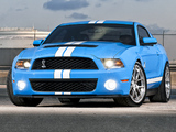Pictures of Shelby GT500 2009–10